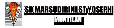 SD MARSUDIRINI ST YOSEPH