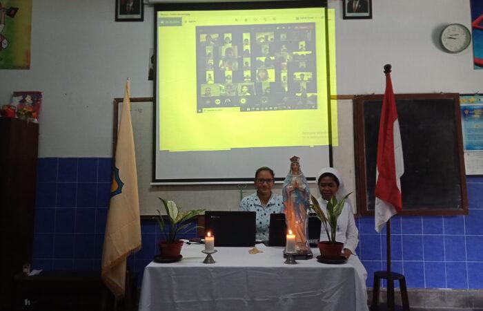 Rosario Bersama Kelas IV, V dan VI
