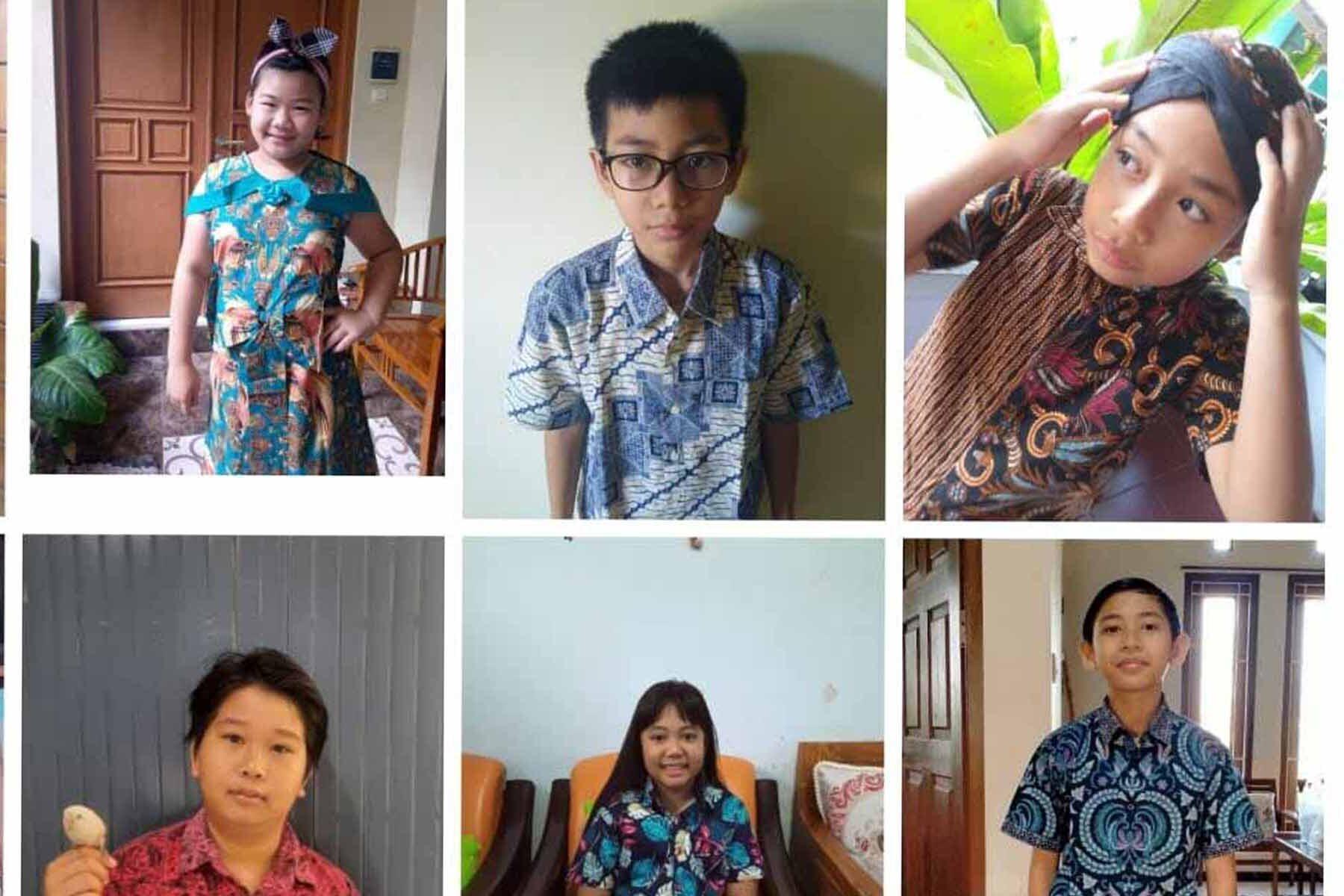 Merayakan Hari Batik Nasional dari Rumah