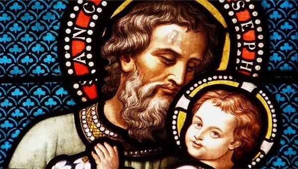 Santo Yoseph Pelindung Sekolah Kita