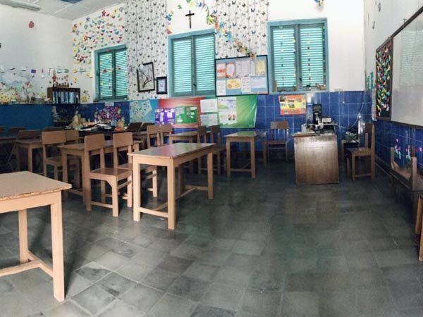 10 Ruang Kelas